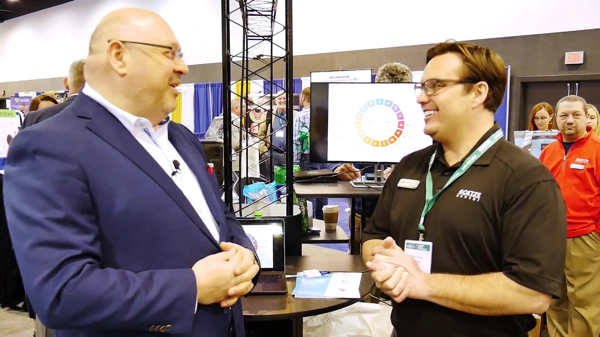 MidWest Dental Conference RevenueWell Interview-thumb
